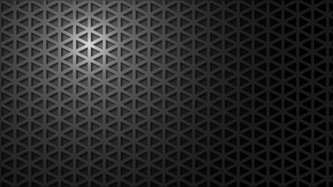 Gray HEX Mesh 1080p