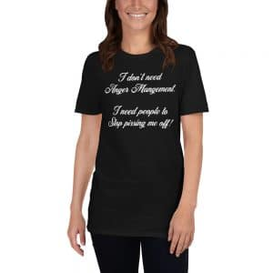 Anger Management Tshirt